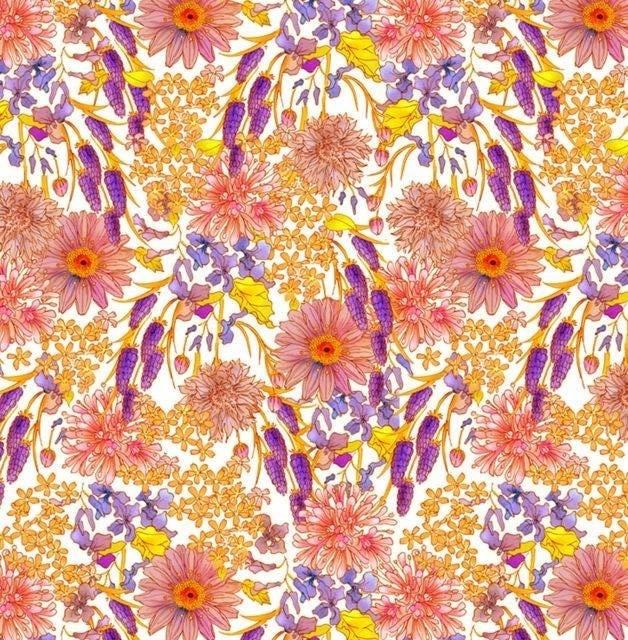 パターン・花畑